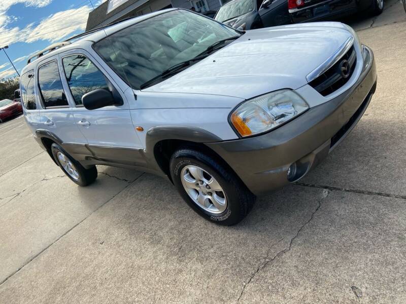 2002 Mazda Tribute for sale at Whites Auto Sales in Portsmouth VA