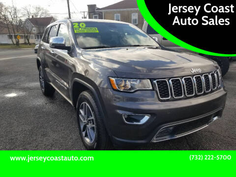 2020 Jeep Grand Cherokee for sale at Jersey Coast Auto Sales in Long Branch NJ