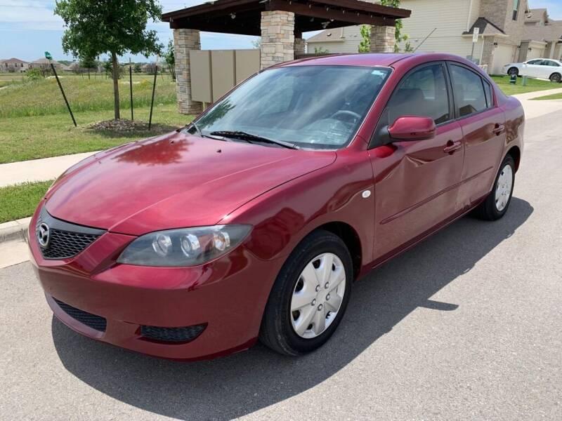 2004 Mazda MAZDA3 for sale at Bells Auto Sales in Austin TX