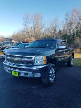 2013 Chevrolet Silverado 1500 for sale at Jeff's Sales & Service in Presque Isle ME