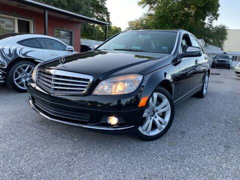 2008 Mercedes-Benz C-Class for sale at CHECK  AUTO INC. in Tampa FL