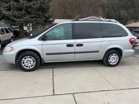 2005 Dodge Grand Caravan for sale at Harpers Auto Sales in Kettle Falls WA