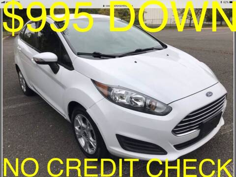 2014 Ford Fiesta for sale at Cooks Motors in Westampton NJ