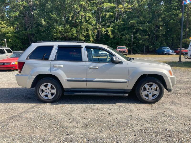 2007 Jeep Grand Cherokee for sale at MIKE B CARS LTD in Hammonton NJ