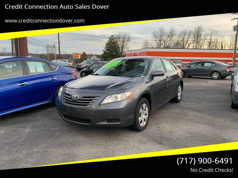 2009 Toyota Camry for sale at Credit Connection Auto Sales Dover in Dover PA