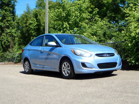 2012 Hyundai Accent for sale at The Auto Depot in Raleigh NC