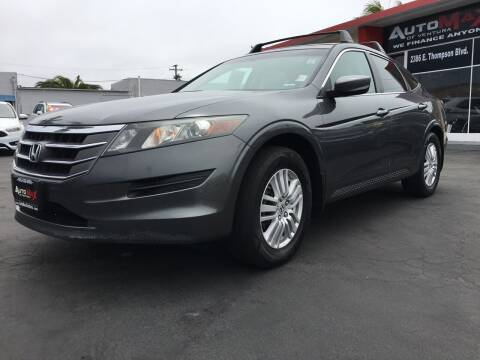 2012 Honda Crosstour for sale at Auto Max of Ventura in Ventura CA