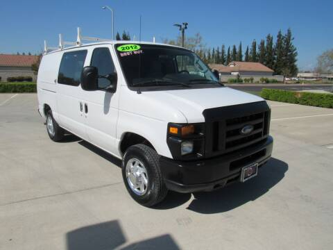 2012 Ford E-Series Cargo for sale at Repeat Auto Sales Inc. in Manteca CA