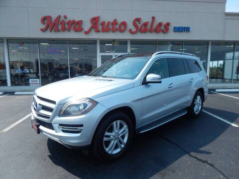 2013 Mercedes-Benz GL-Class for sale at Mira Auto Sales in Dayton OH