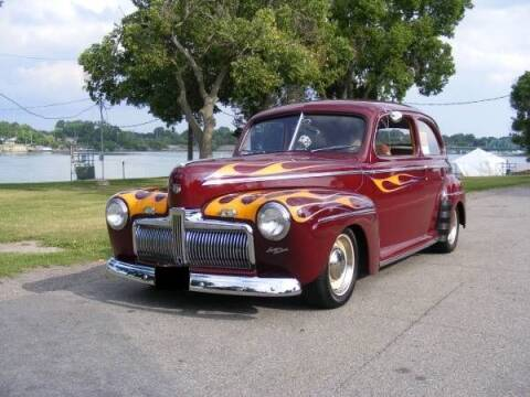 1942 Ford Super Deluxe for sale at Haggle Me Classics in Hobart IN