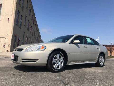 2009 Chevrolet Impala for sale at Budget Auto Sales Inc. in Sheboygan WI