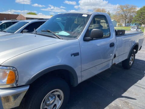 1997 Ford F-150 for sale at MARK CRIST MOTORSPORTS in Angola IN