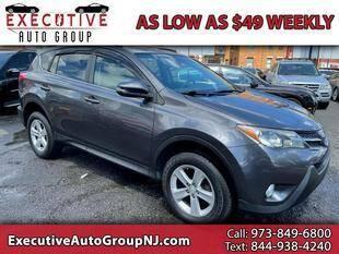 2014 Toyota RAV4 for sale at Executive Auto Group in Irvington NJ