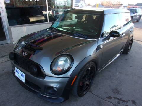 2008 MINI Cooper Clubman for sale at World Wide Automotive in Sioux Falls SD