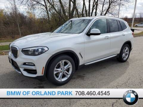 2018 BMW X3 for sale at BMW OF ORLAND PARK in Orland Park IL