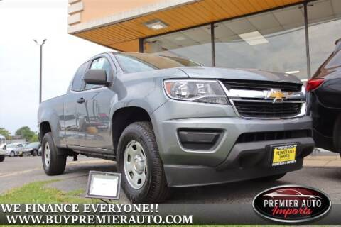 2019 Chevrolet Colorado for sale at PREMIER AUTO IMPORTS - Temple Hills Location in Temple Hills MD