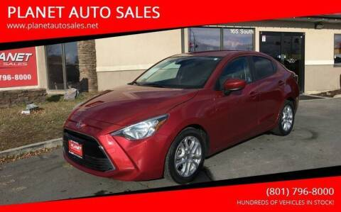 2016 Scion iA for sale at PLANET AUTO SALES in Lindon UT