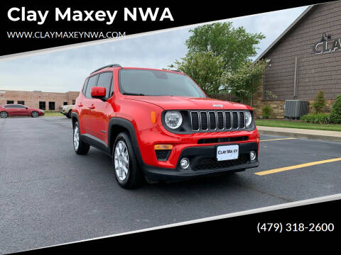 2020 Jeep Renegade for sale at Clay Maxey NWA in Springdale AR