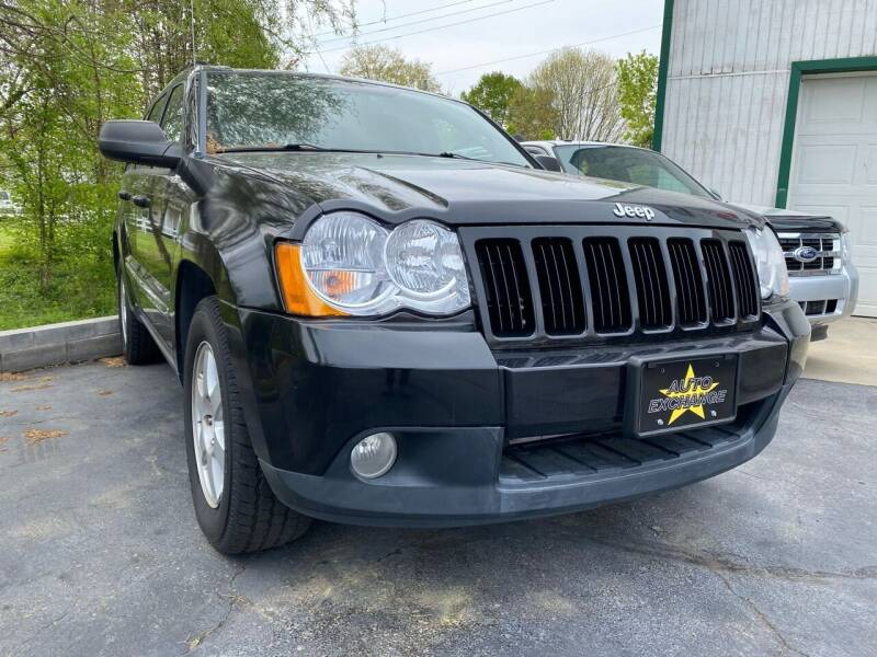 2010 Jeep Grand Cherokee for sale at Auto Exchange in The Plains OH