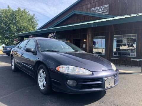 2001 Dodge Intrepid for sale at Coeur Auto Sales in Hayden ID