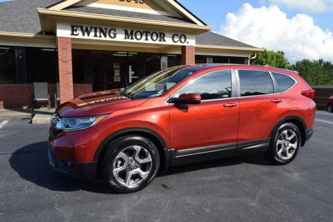 2019 Honda CR-V for sale at Ewing Motor Company in Buford GA