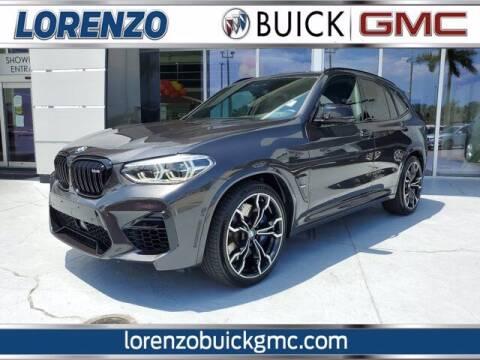 2020 BMW X3 M for sale at Lorenzo Buick GMC in Miami FL