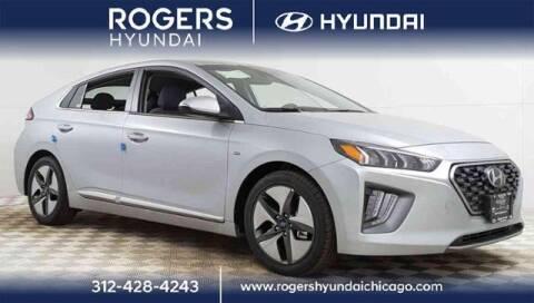 2020 Hyundai Ioniq Hybrid for sale at ROGERS  AUTO  GROUP in Chicago IL