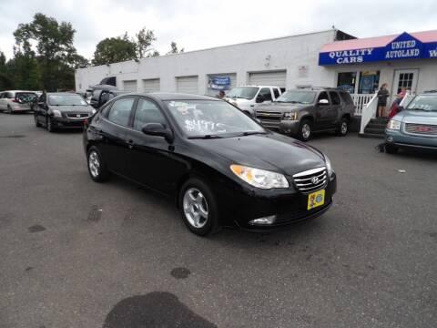 2010 Hyundai Elantra for sale at United Auto Land in Woodbury NJ