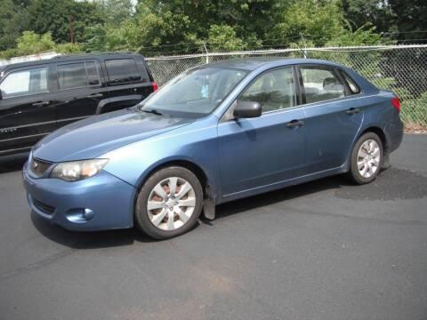 2008 Subaru Impreza for sale at Collector Car Co in Zanesville OH