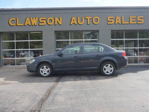2008 Chevrolet Cobalt for sale at Clawson Auto Sales in Clawson MI