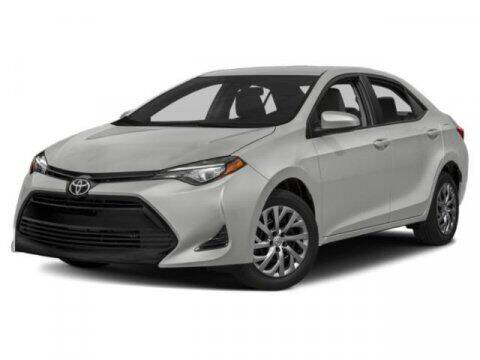 2019 Toyota Corolla for sale at Quality Toyota in Independence KS