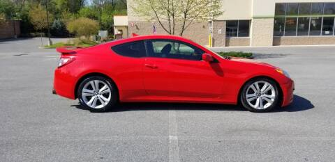 2011 Hyundai Genesis Coupe for sale at Lehigh Valley Autoplex, Inc. in Bethlehem PA