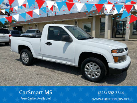 2010 Chevrolet Colorado for sale at CarSmart MS in Diberville MS