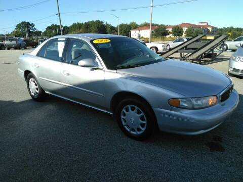 2004 Buick Century for sale at Kelly & Kelly Supermarket of Cars in Fayetteville NC