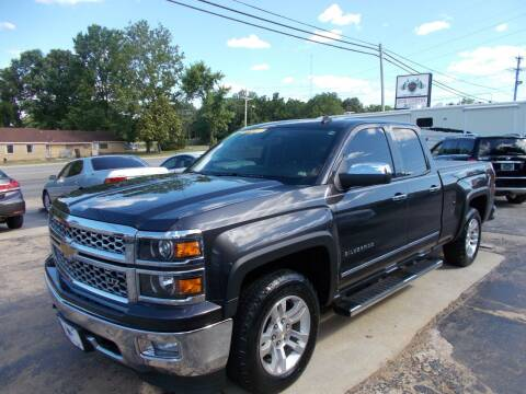 2014 Chevrolet Silverado 1500 for sale at High Country Motors in Mountain Home AR
