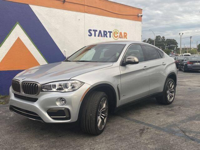 2017 BMW X6 for sale in Miami, FL