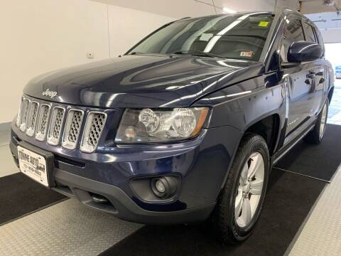 2014 Jeep Compass for sale at TOWNE AUTO BROKERS in Virginia Beach VA
