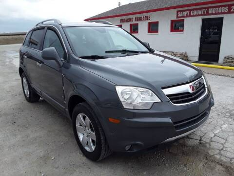 2008 Saturn Vue for sale at Sarpy County Motors in Springfield NE