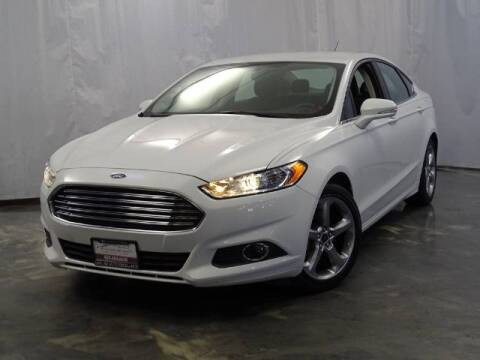 2015 Ford Fusion for sale at United Auto Exchange in Addison IL