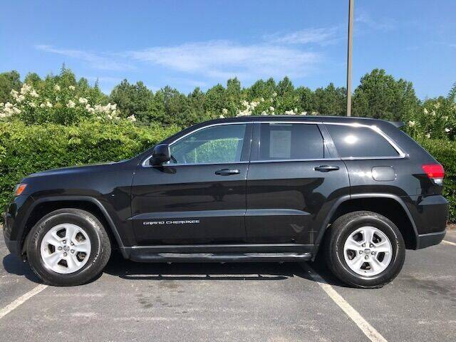 2014 Jeep Grand Cherokee for sale at Carolina Auto Credit in Youngsville NC