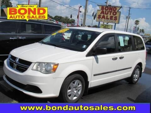 2012 Dodge Grand Caravan for sale at Bond Auto Sales in St Petersburg FL