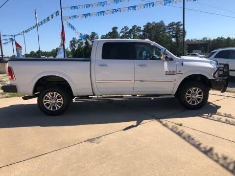 2016 RAM Ram Pickup 2500 for sale at Lumberton Auto World LLC in Lumberton TX