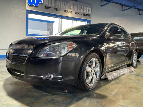 2008 Chevrolet Malibu for sale at Wes Financial Auto in Dearborn Heights MI