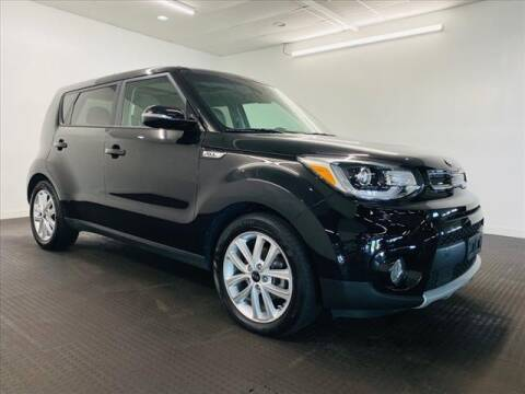 2019 Kia Soul for sale at Champagne Motor Car Company in Willimantic CT