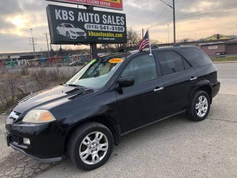 2006 Acura MDX for sale at KBS Auto Sales in Cincinnati OH