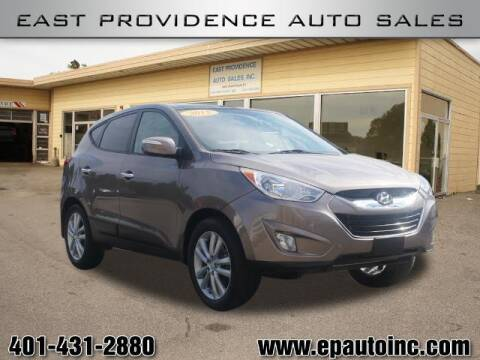 2013 Hyundai Tucson for sale at East Providence Auto Sales in East Providence RI