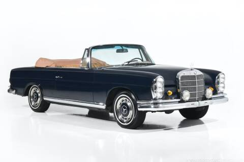 1968 Mercedes-Benz 280-Class for sale at Motorcar Classics in Farmingdale NY