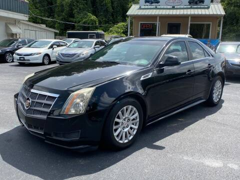 2010 Cadillac CTS for sale at Luxury Auto Innovations in Flowery Branch GA