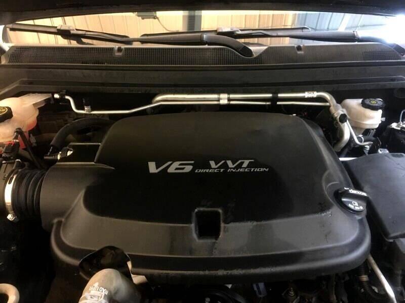 2018 Chevrolet Colorado 4WD Crew Cab 128.3  LT - Strasburg ND