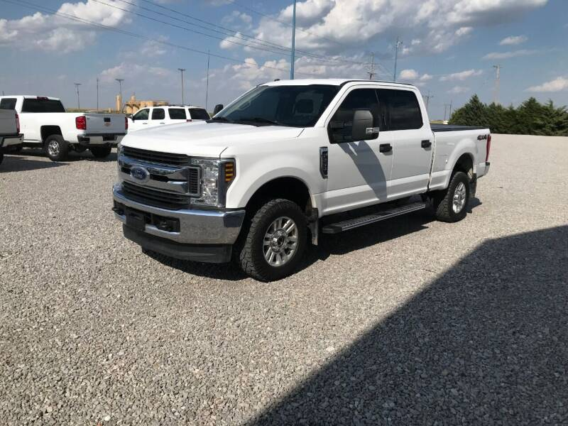 2019 Ford F-250 Super Duty for sale at B&R Auto Sales in Sublette KS